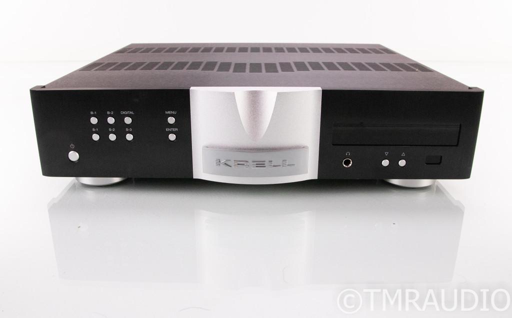 Krell Illusion II Stereo Preamplifier; Illusion 2; Remote