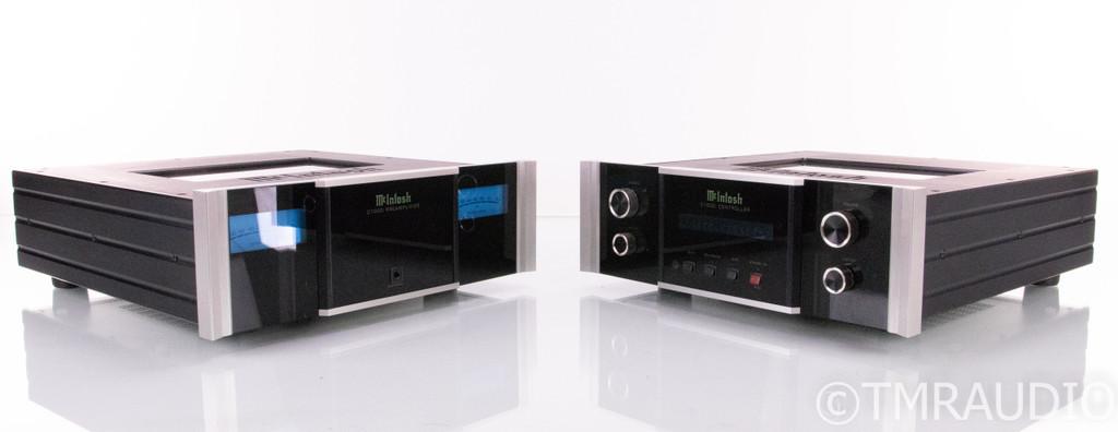 McIntosh C1000 Stereo Preamplifier; C1000C; C1000P; Remote