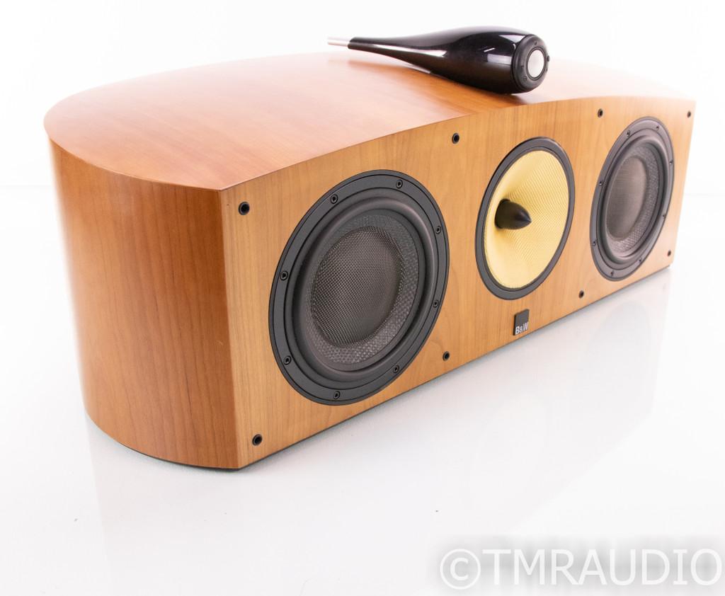 B&W HTM2D Center Channel Speaker; Cherry