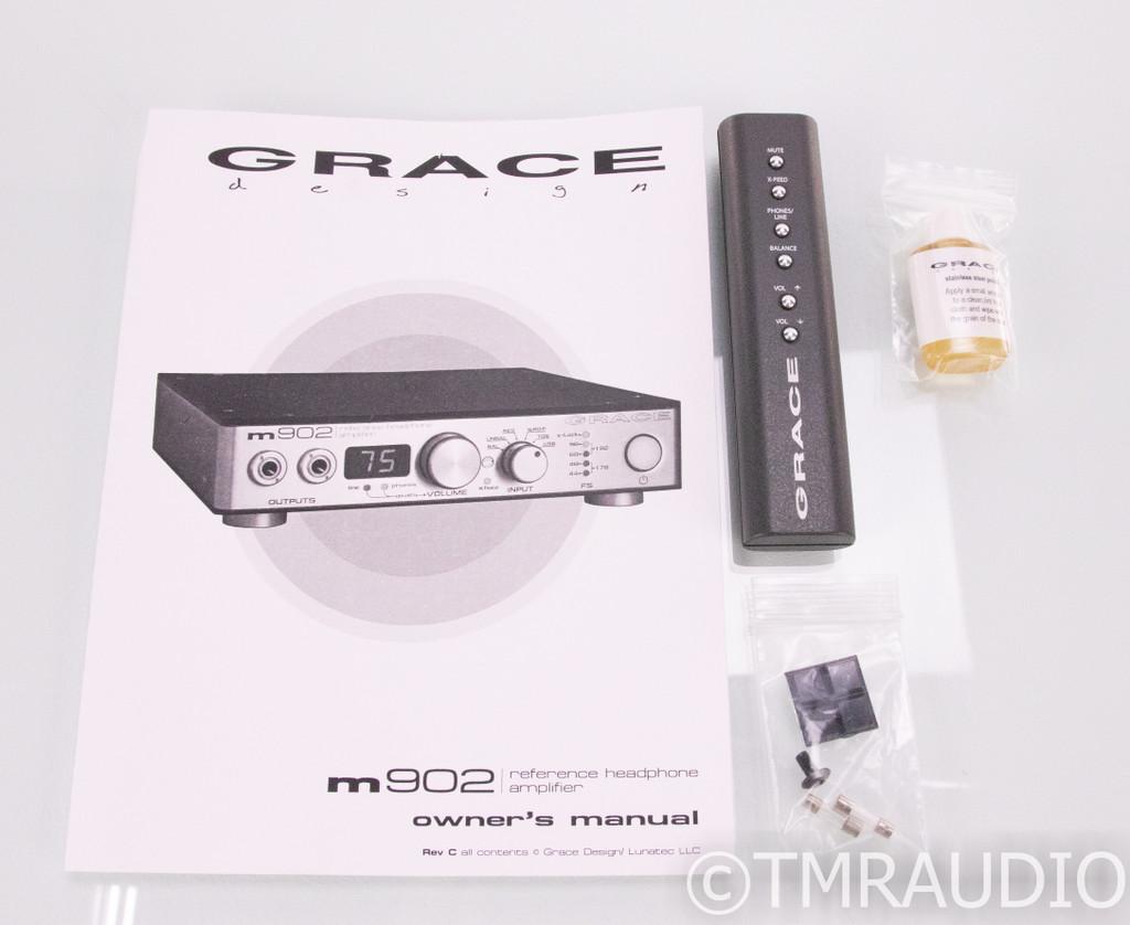 Grace Design m902 Headphone Amplifier / DAC; Remote