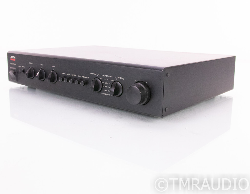 Adcom GFP-555 II Stereo Preamplifier; GFP555-2; MM Phono