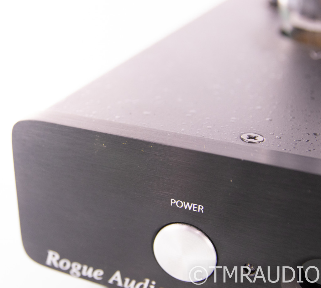 Rogue Audio Cronus Magnum II Stereo Tube Integrated Amplifier; Magnum 2; Remote