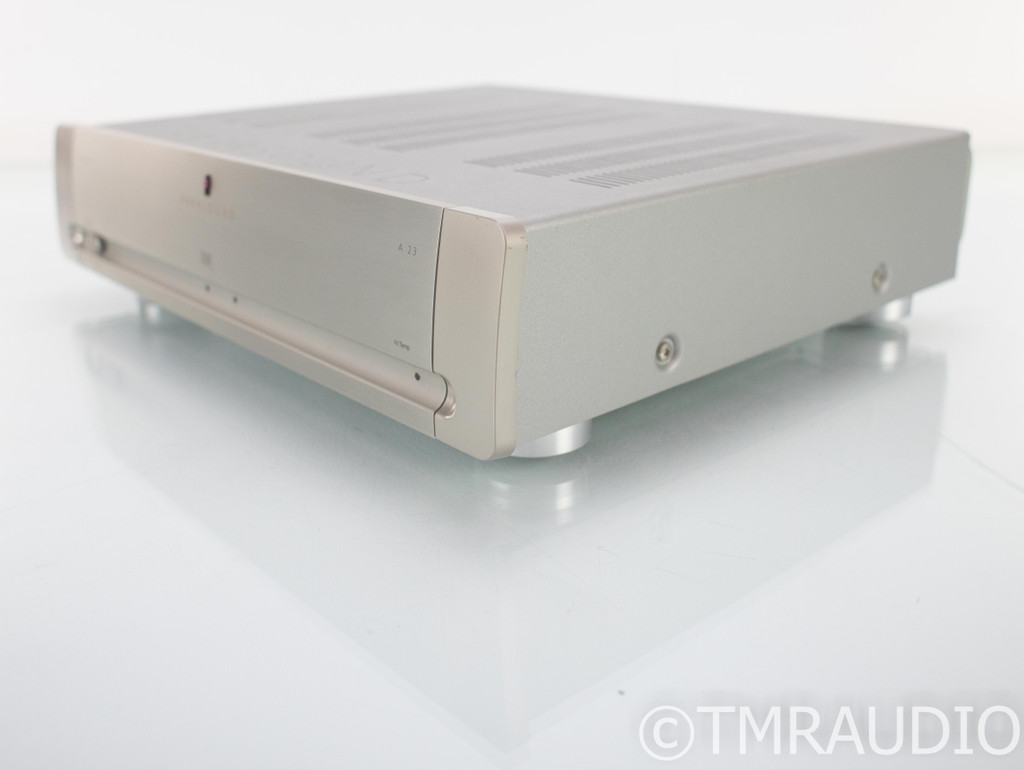 Parasound Halo A23 Stereo Power Amplifier; A-23