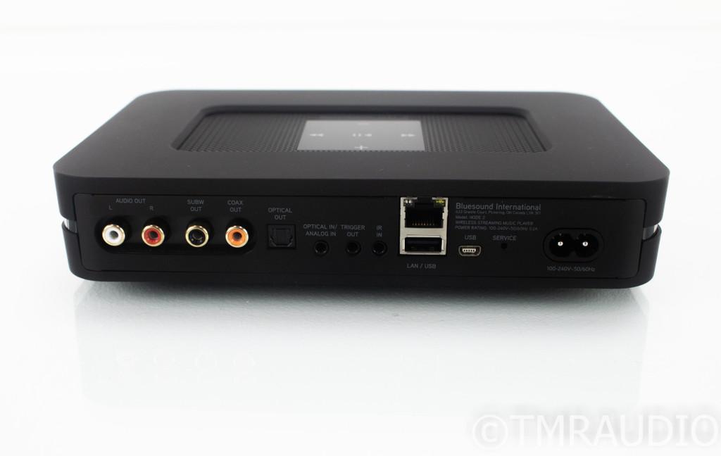 Bluesound Node 2 Network Streamer