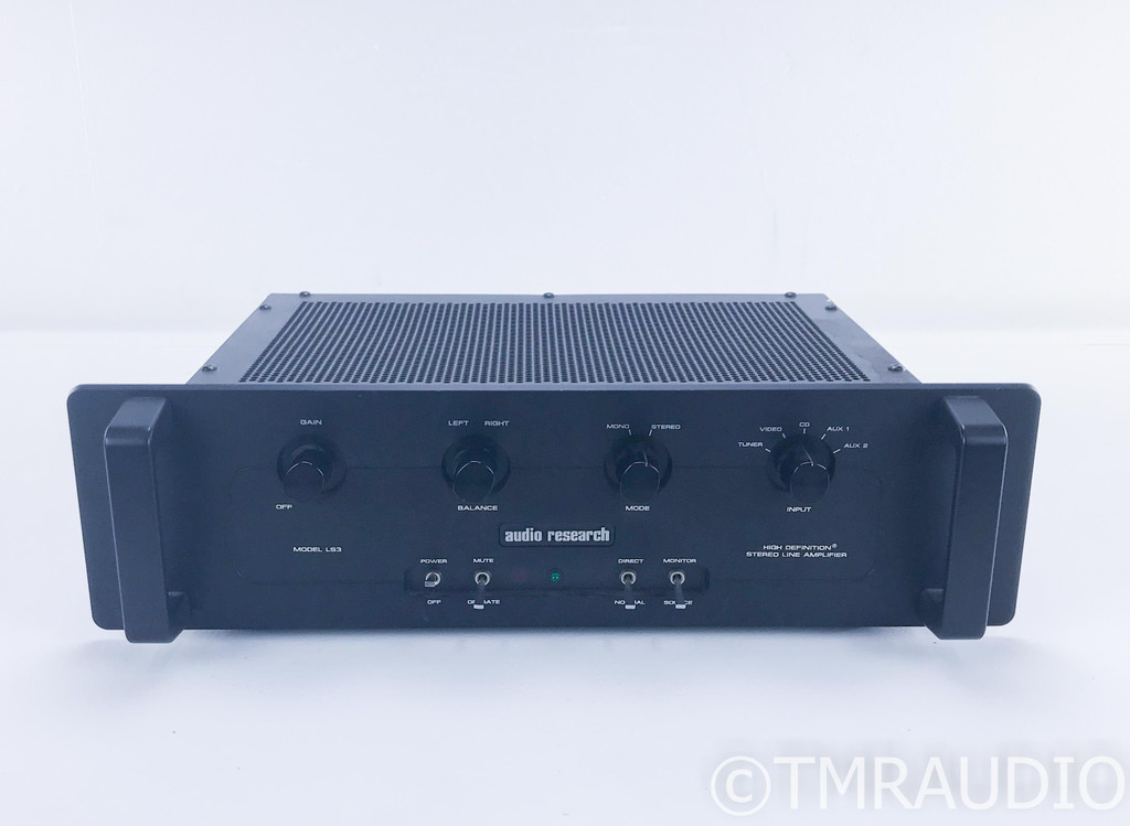 Audio Research LS3 Stereo Preamplifier; LS-3