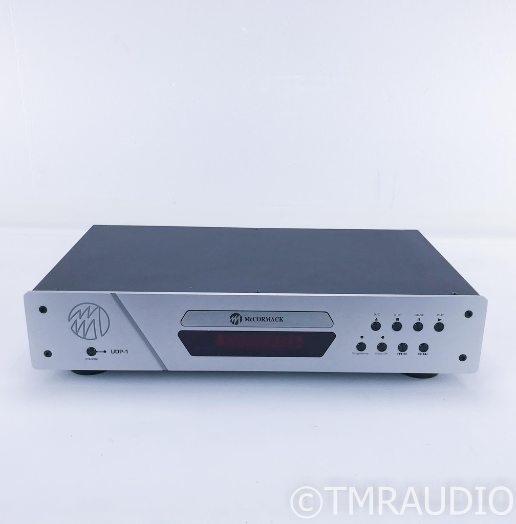 McCormack UDP-1 DVD / CD Player; UDP1 (No Remote)