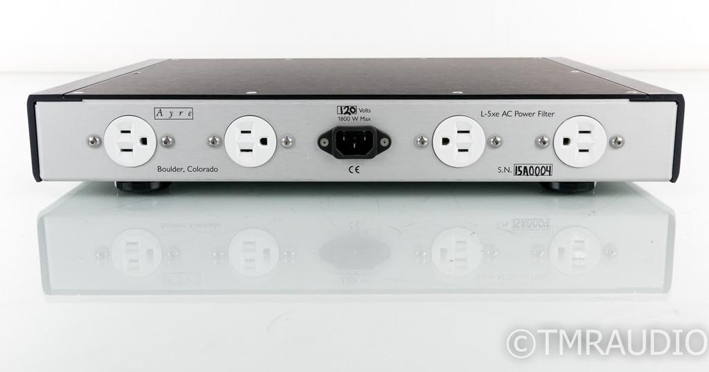 Ayre L-5xe Power Conditioner; L5xe; Black