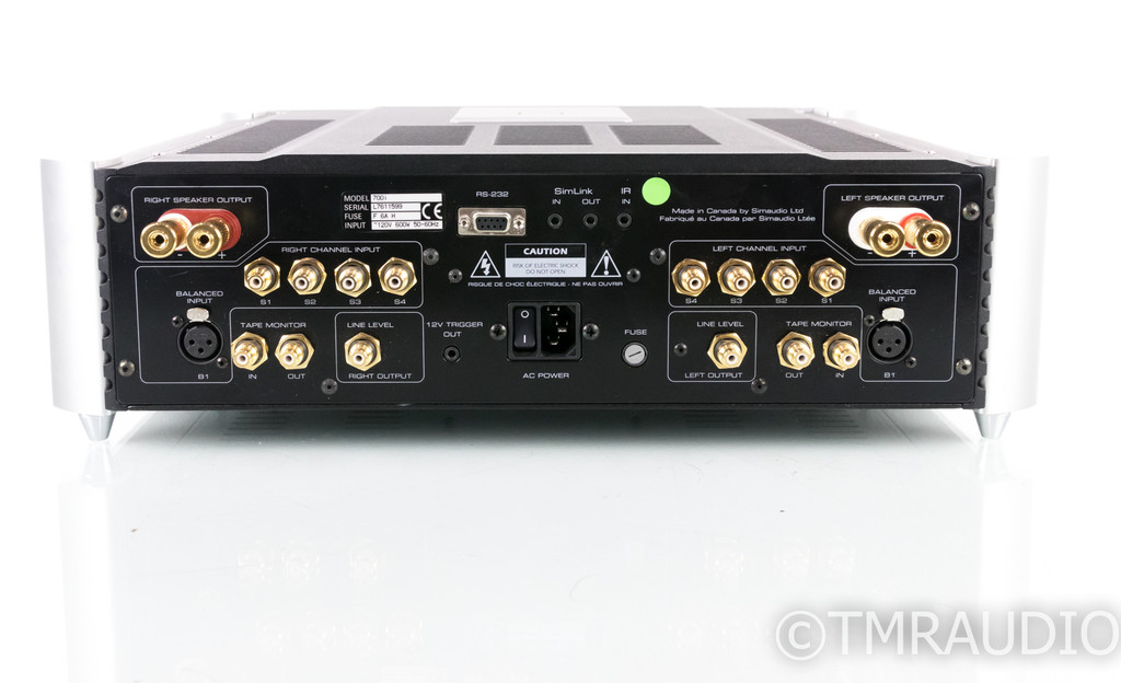 Simaudio Moon 700i Stereo Integrated Amplifier