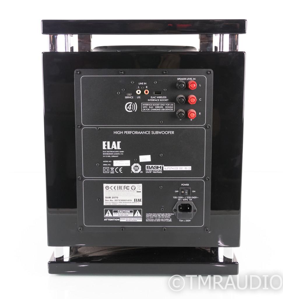 "ELAC Line 2000 Sub 2070 12"" Powered Subwoofer"
