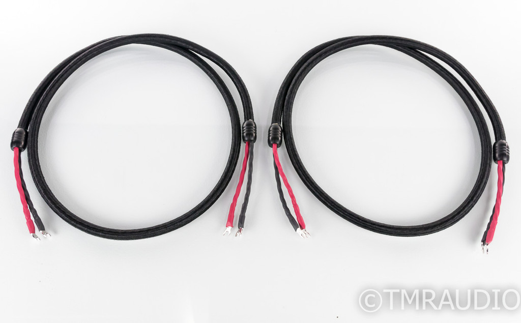 Ayre Signature Speaker Cables; 2m Pair