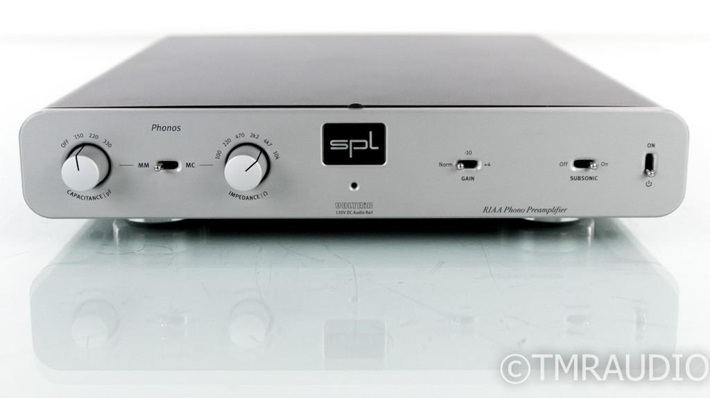 SPL Phonos MM / MC Phono Preamplifier (SOLD)
