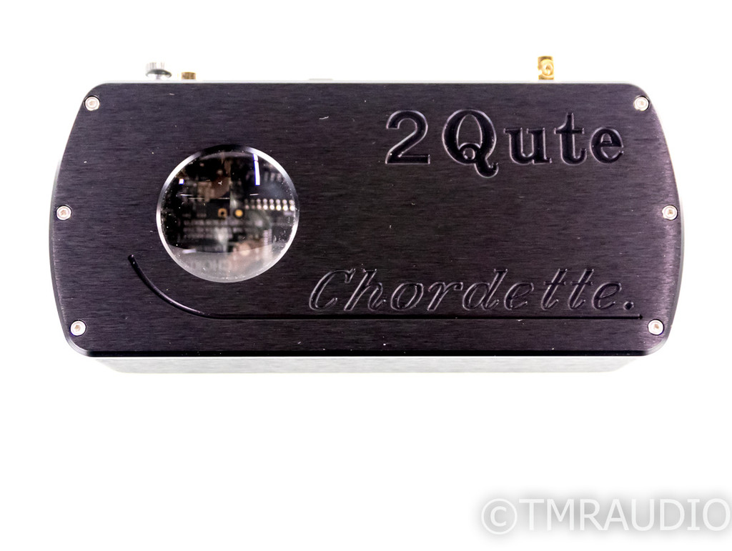 Chord Electronics 2Qute DAC; D/A Converter; DSD128; Low Noise Power Supply