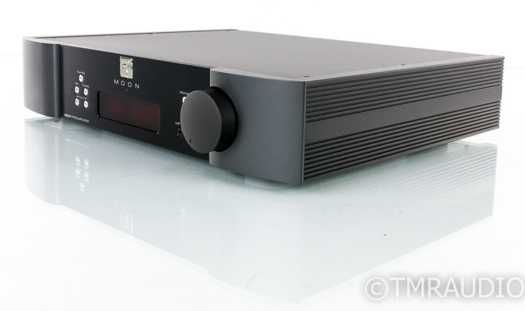 SimAudio Moon Neo 350P Stereo Preamplifier; 350-P; Remote (SOLD)