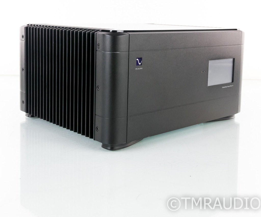 PS Audio P10 PerfectWave Power Plant 10 AC Regenerator; Refurbished w/ Warranty (1/4)