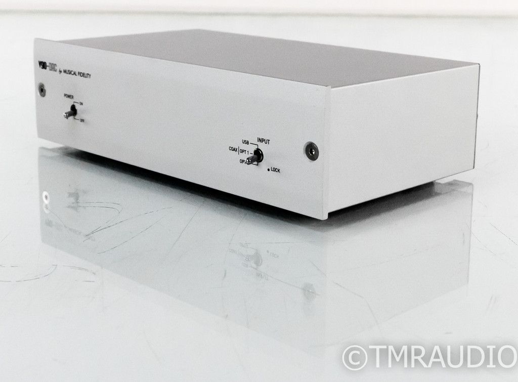 Musical Fidelity V-90 DAC; D/A Converter