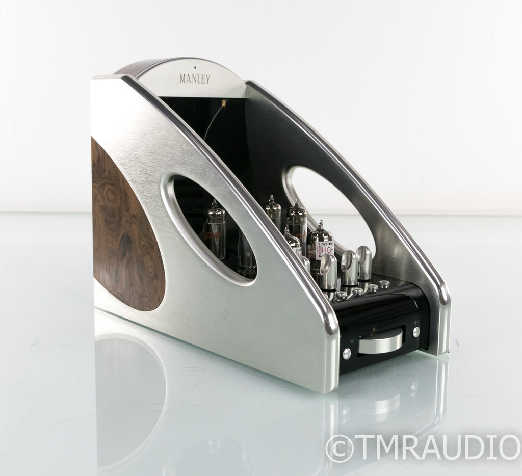 Manley Labs Absolute Tube Headphone Amplifier; Remote