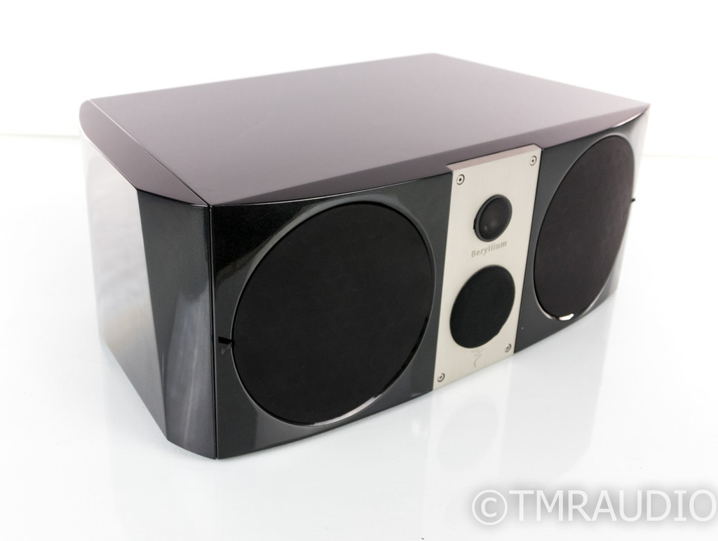 Focal Electra CC 1008 Be II Center Channel Speaker; Gloss Black