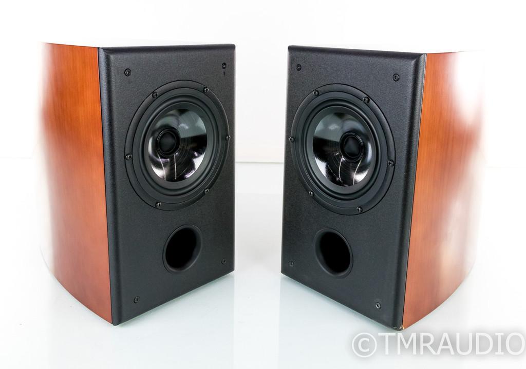 Von Schweikert Unifield 1 Mk 2 Bookshelf Speakers; Cherry Pair