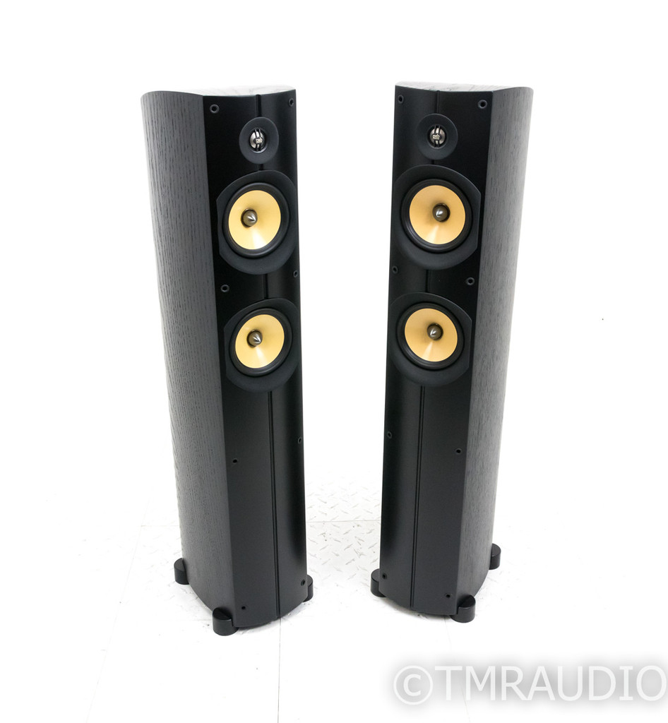 PSB Imagine T Floorstanding Speakers; Black Ash Pair