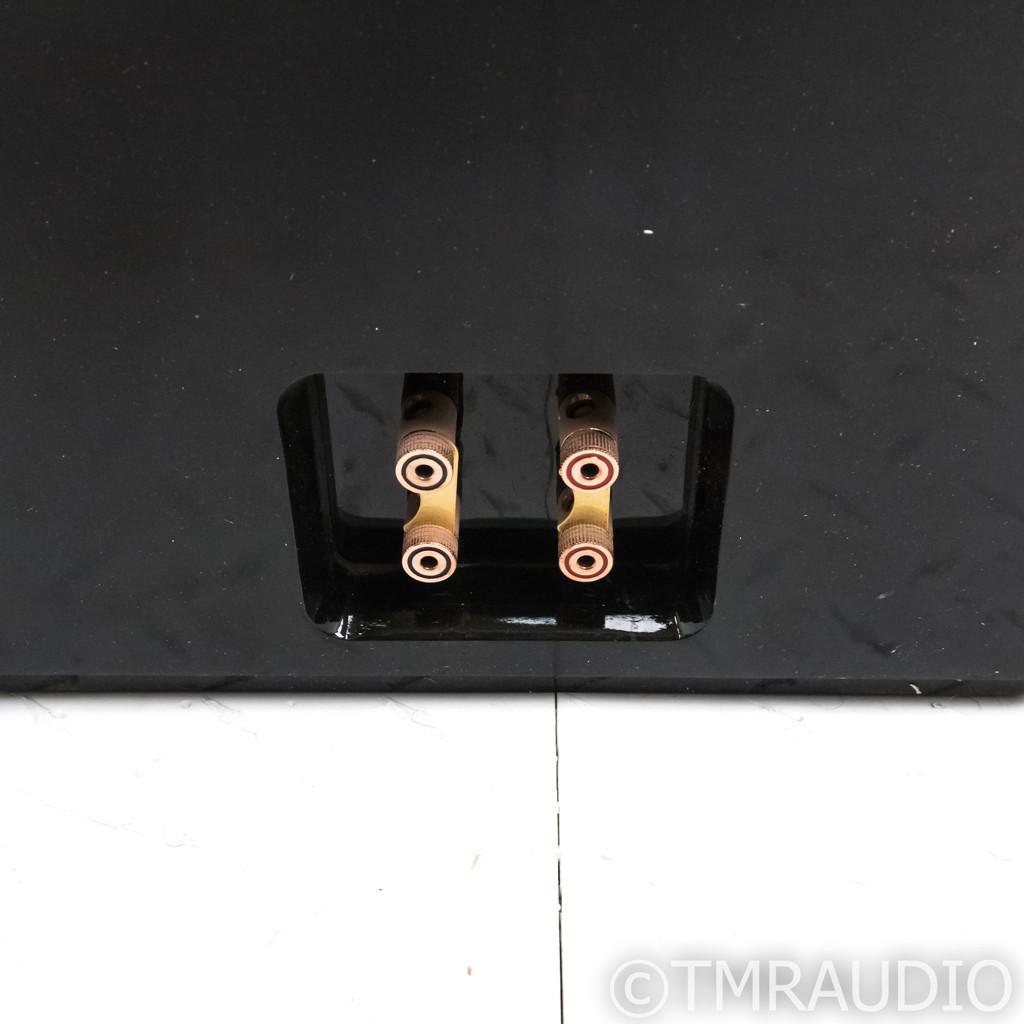 Silverline Audio Sonata Floorstanding Speakers; Gloss Black Pair
