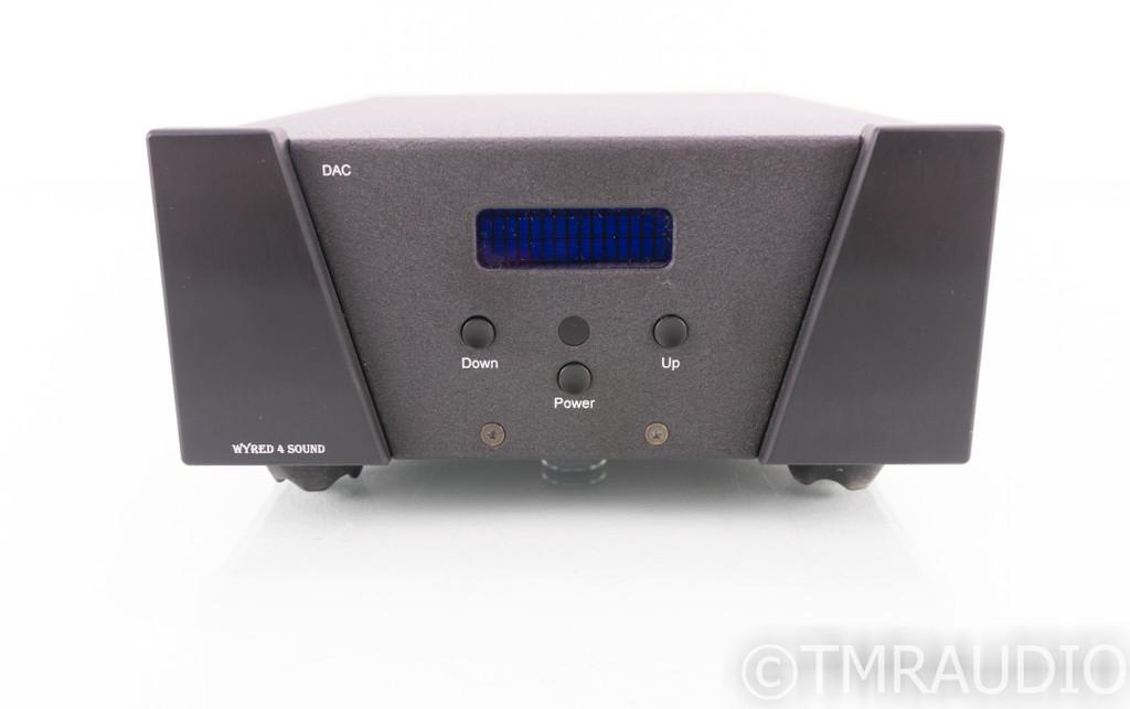 Wyred 4 Sound DAC-2 DAC; D/A Converter; Remote; (No USB)