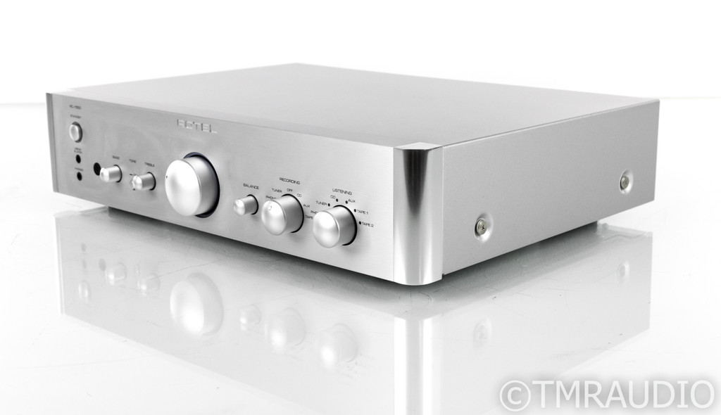 Rotel RC-1550 Stereo Preamplifier; RC1550; Remote; MM Phono