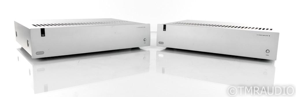 Arcam FMJ P1 Mono Power Amplifier; P-1; Pair