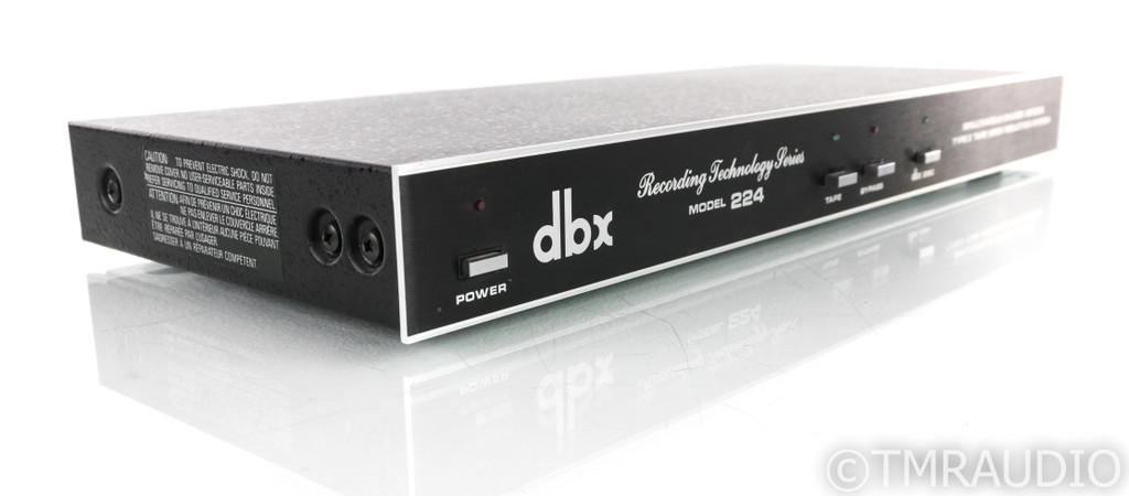 DBX Model 224 Tape Noise Reduction System
