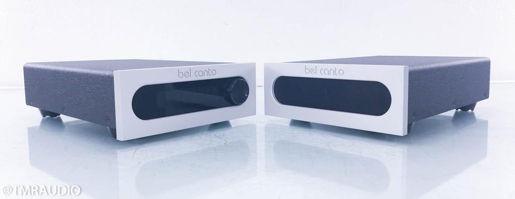 Bel Canto e.One DAC 3.5VB D/A Converter; VBS1 Virtual Battery Power Supply