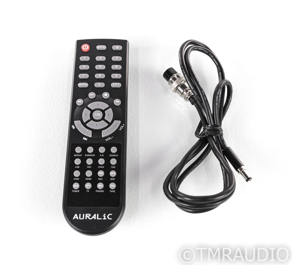 Auralic Aries Streaming Network Music Player; Remote