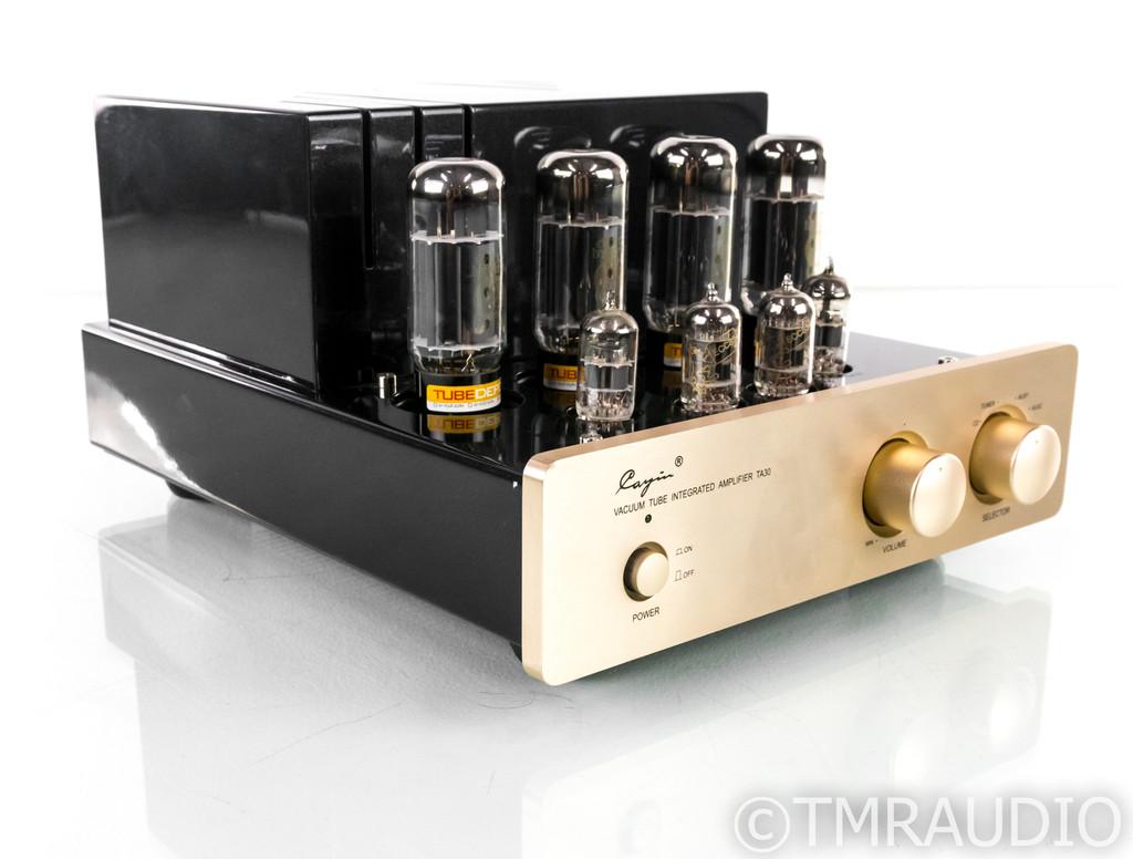 Cayin TA30 Stereo Integrated Tube Amplifier; TA-30