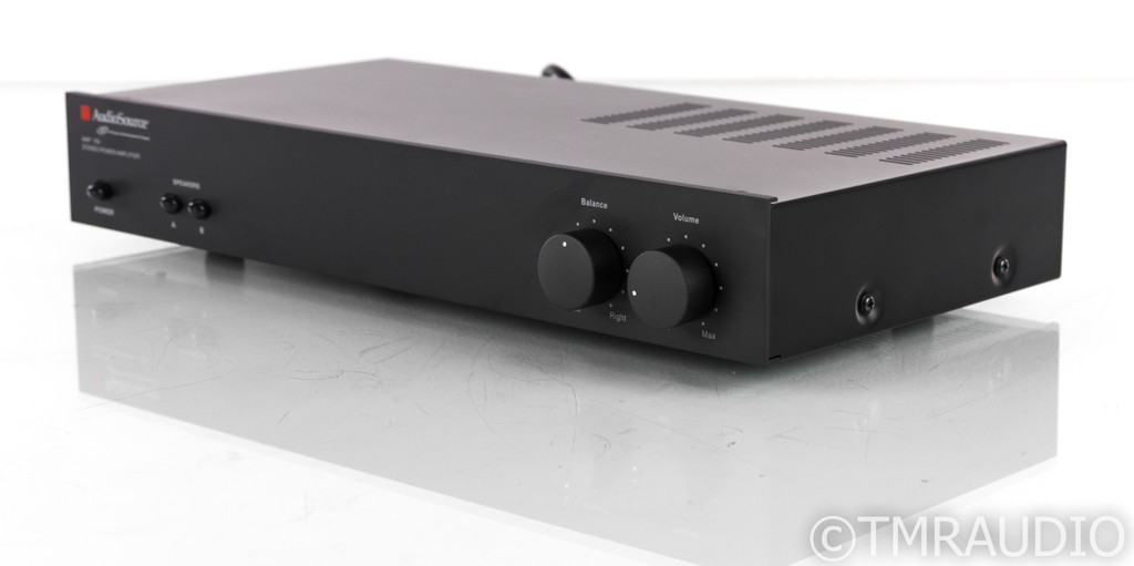 AudioSource Amp 100 Stereo Integrated Amplifier; AMP100