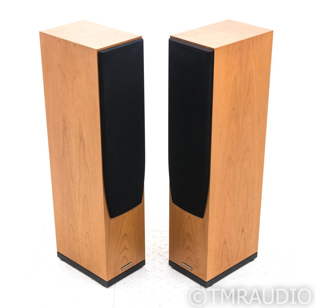 Spendor A6R Floorstanding Speakers; Cherry Pair