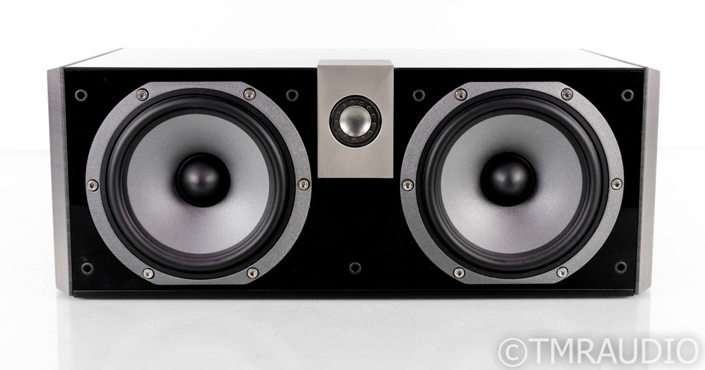 Focal Chorus V CC800V Center Channel Speaker; Ebony