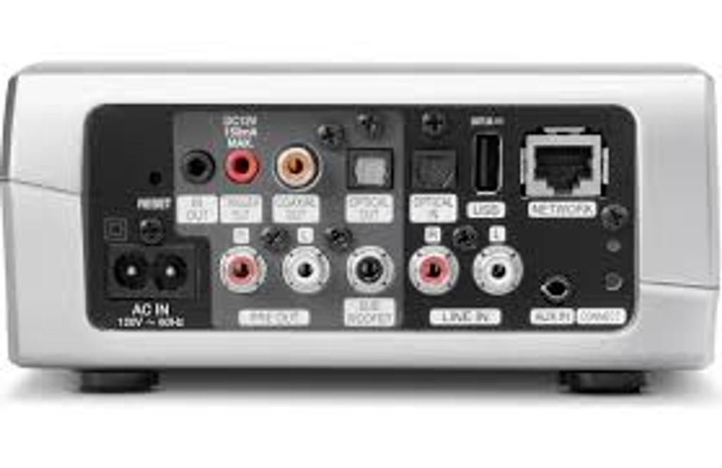 Denon HEOS Link Wireless Stereo Preamplifier; SRE3; Bluetooth; Silver (New)