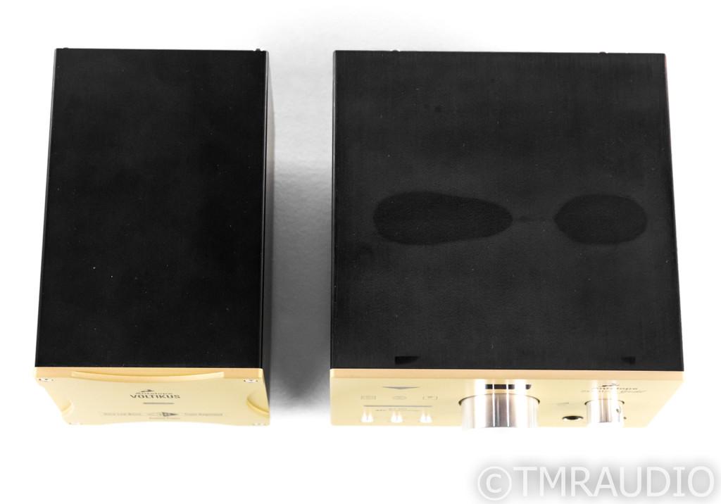 Antelope Zodiac Gold DAC w/ Voltikus PSU; D/A Converter; Linear Power Supply