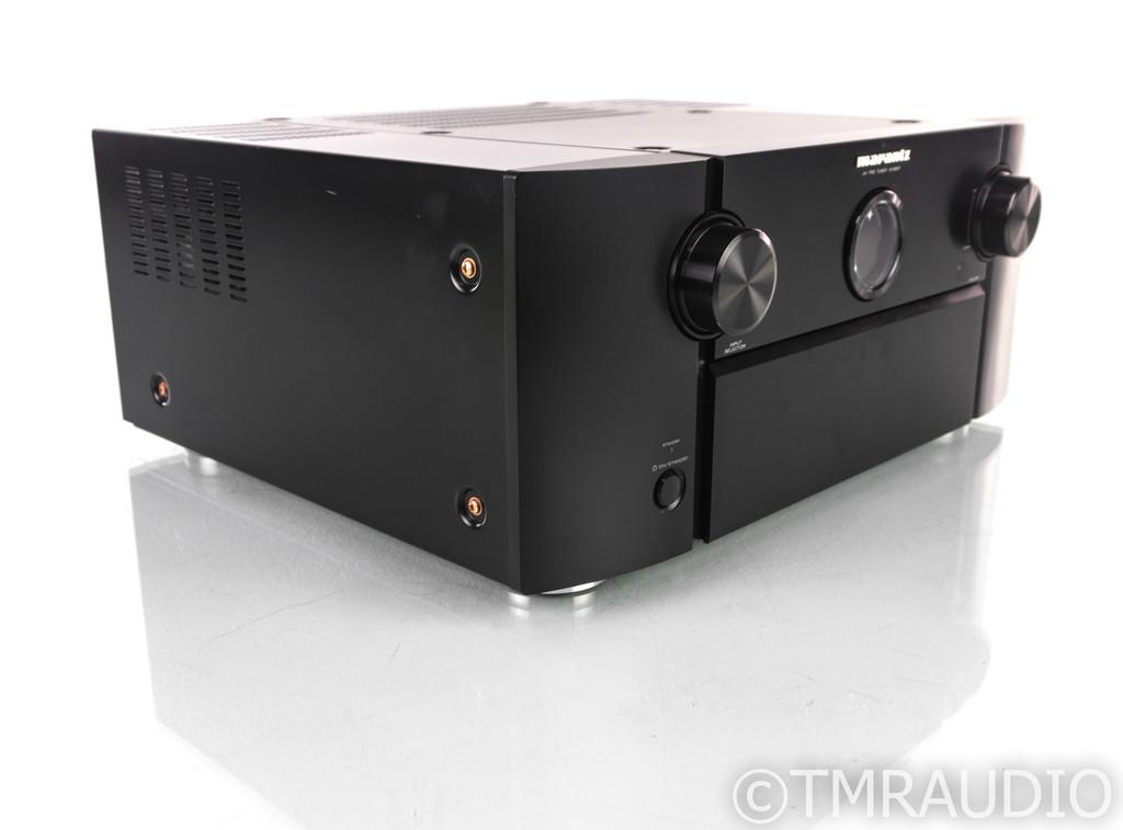 Marantz AV8801 11.2 Channel Home Theater Processor; AV-8801; Remote