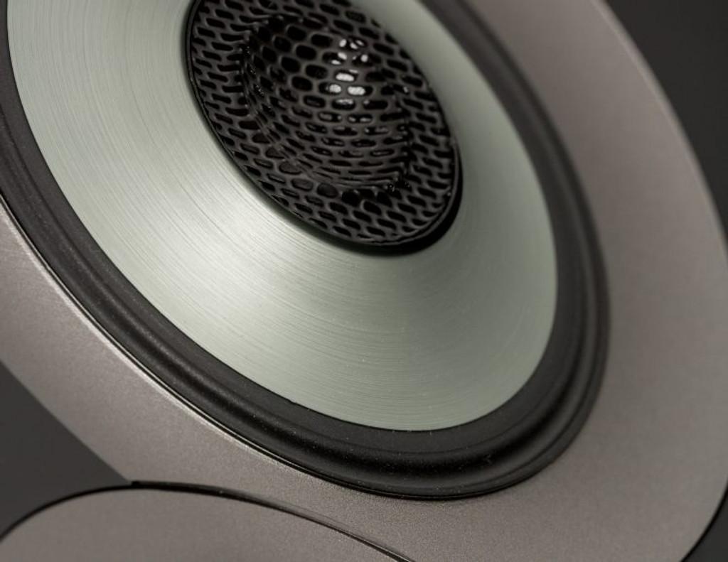 Elac Uni-Fi Slim Bookshelf Speakers; Black Pair; New w/ Full Warranty