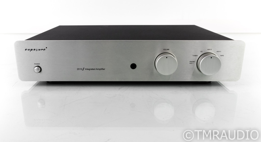 Exposure 2010S Stereo Integrated Amplifier; 2010-S; Remote; 240V