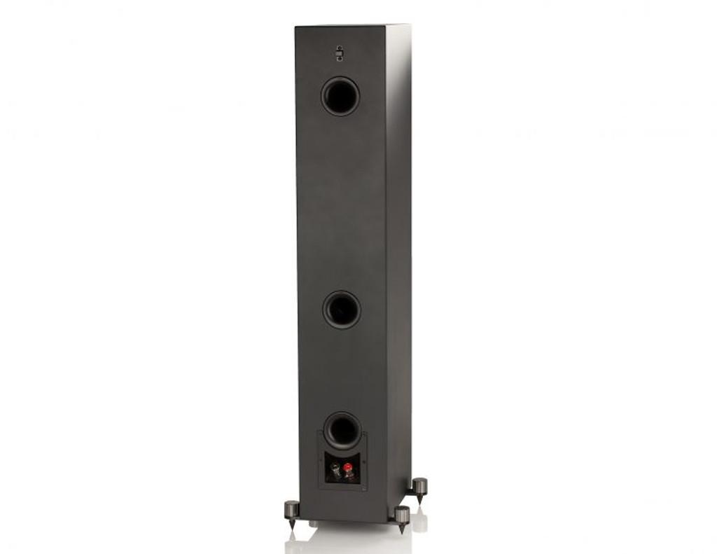 Elac Uni-Fi Slim Floorstanding Speaker; Single White; New w/ Full Warranty