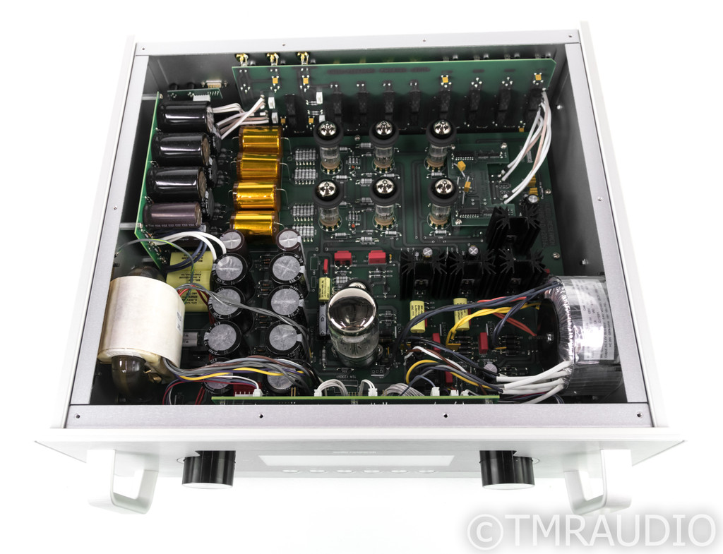Audio Research Reference 6 Stereo Tube Preamplifier; Remote; ARC