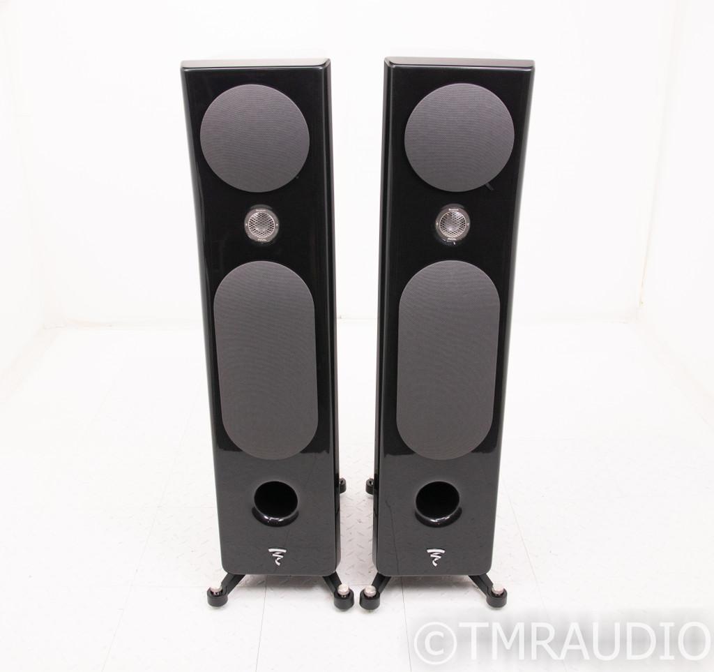 Focal Kanta 2 Floorstanding Speakers; High Gloss Black Pair