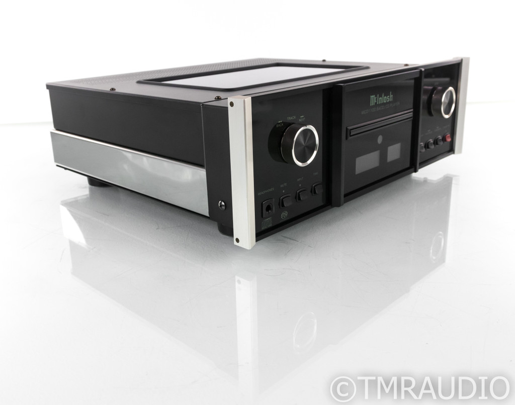 McIntosh MCD1100 SACD / CD Player; MCD-1100; Remote
