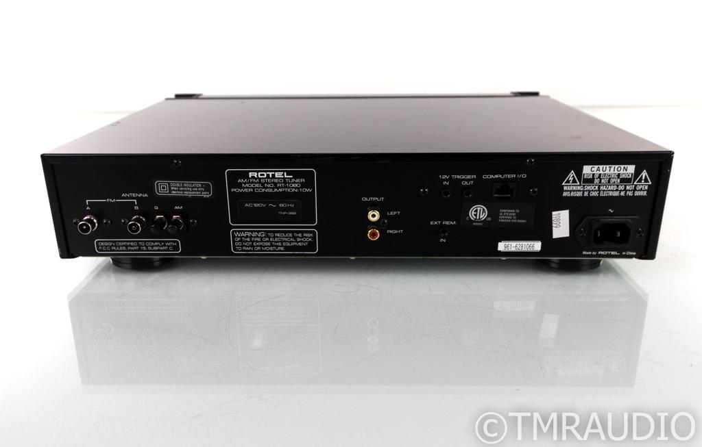 Rotel RT-1080 AM / FM Tuner; RT1080
