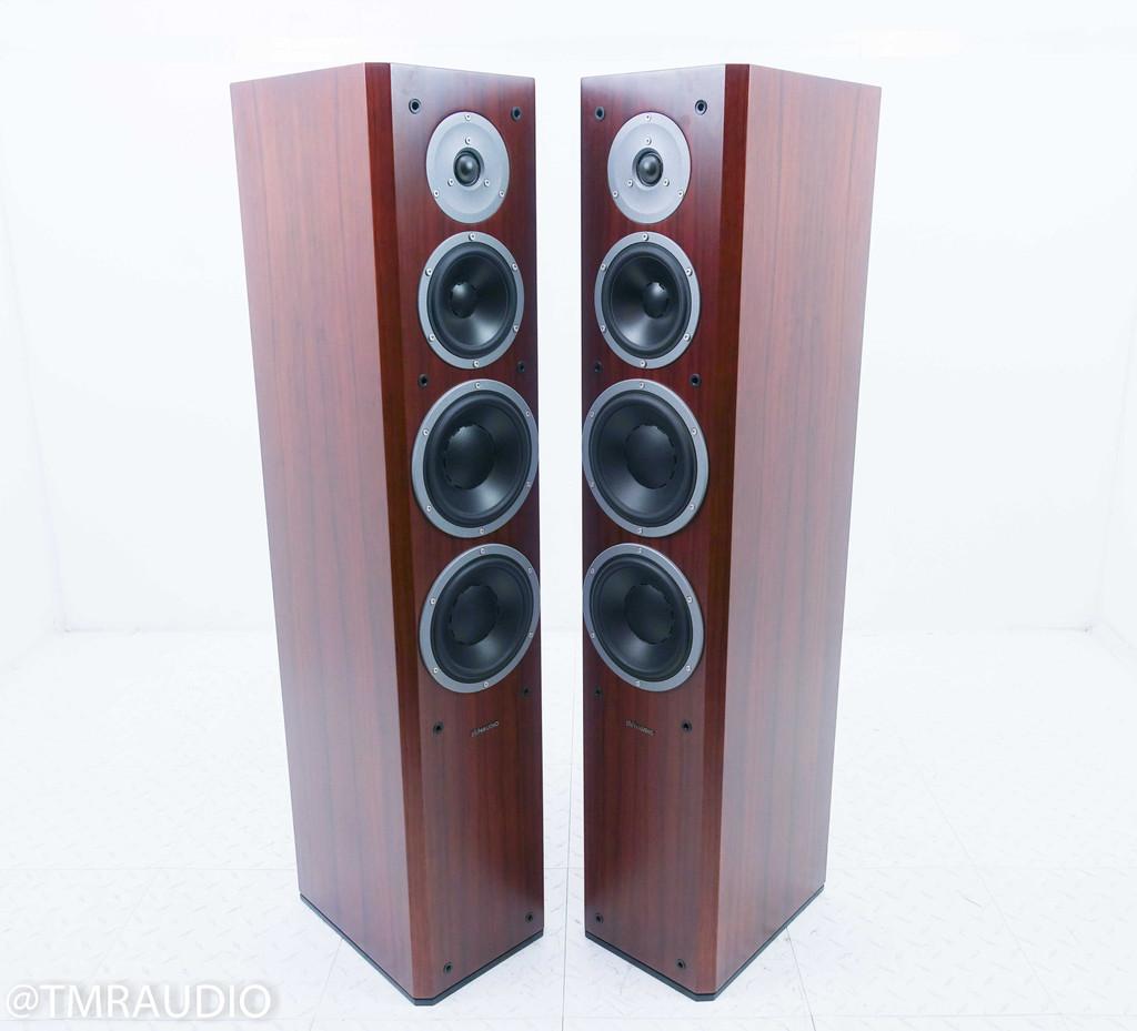 Dynaudio Focus 340 Floorstanding Speakers; Rosewood Pair