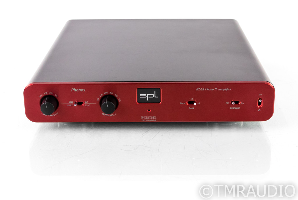 SPL Phonos MM / MC Phono Preamplifier