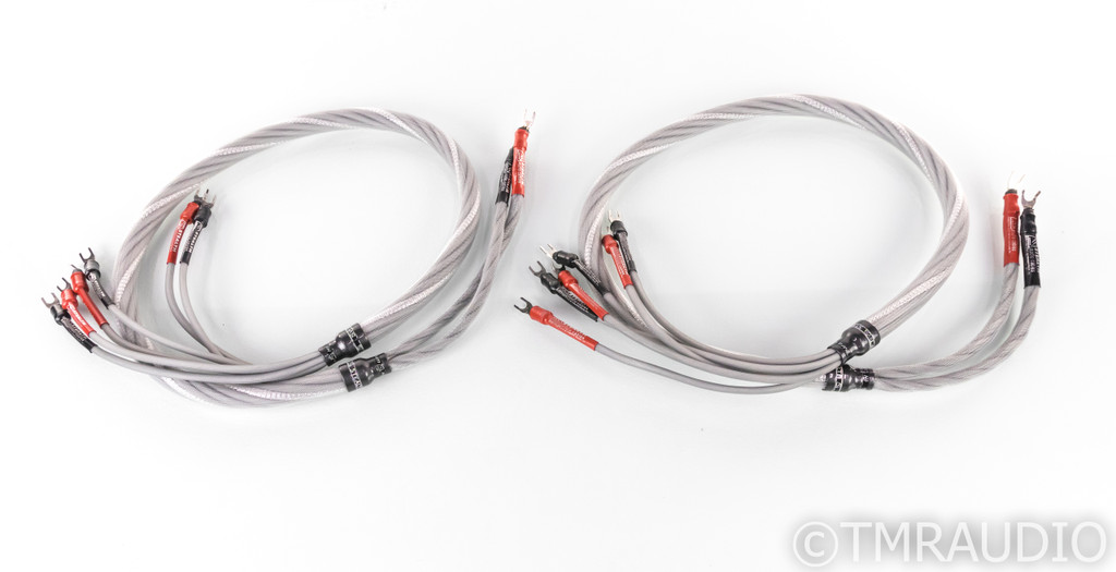 Stealth Audio Swift Tri-Wire Speaker Cable; 1.5m Pair