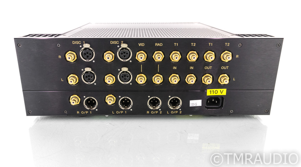 Chord CPA 3200 Stereo Preamplifier; CPA3200; Remote (SOLD)