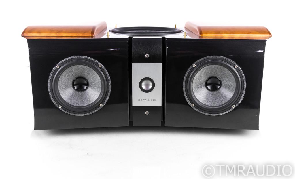 Focal Center Utopia Be Center Channel Speaker; Maple / Black