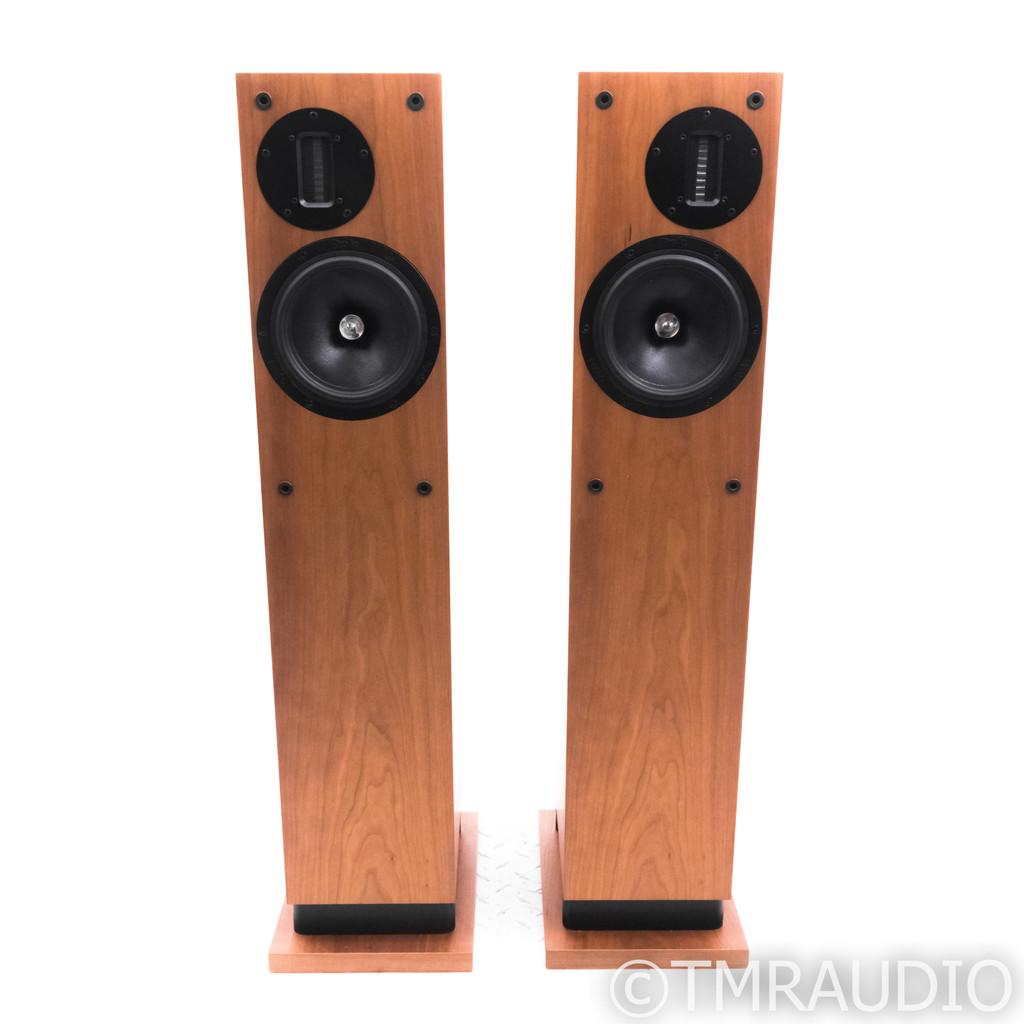 Proac Response D20R Floorstanding Speakers; D20 Ribbon; Cherry Pair